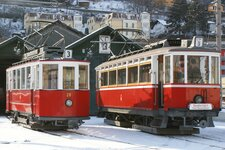 Museumsbahnen Winter 2016